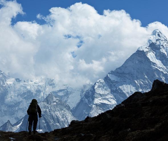 Hike in Himalayan
